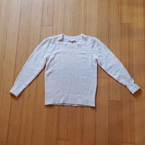 NWOT White Sweater
